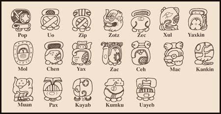 Calendario Maya Centro De Estudios Del Mundo Maya Yucatan Mexico